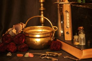 Wiccan spells of magic
