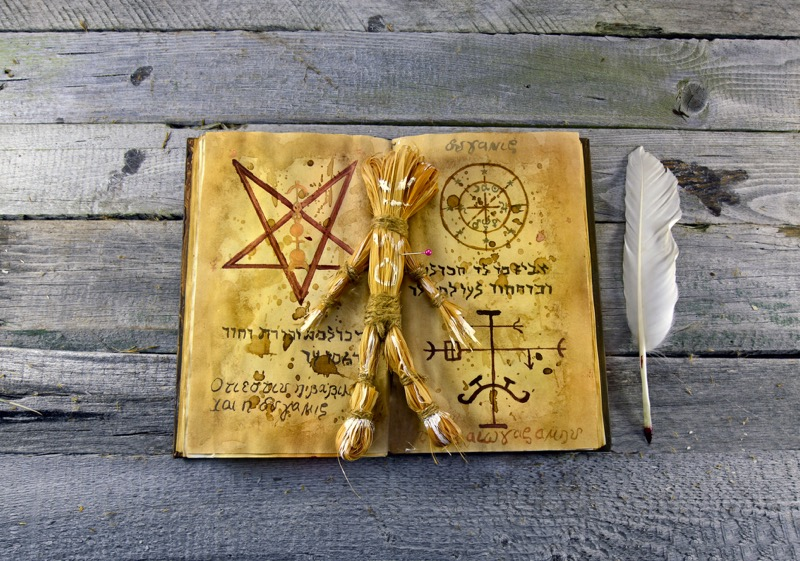 witchcraft spells for love