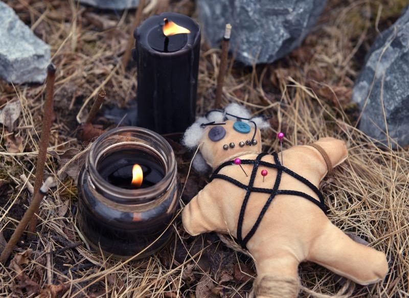 voodoo spells, voodoo magic